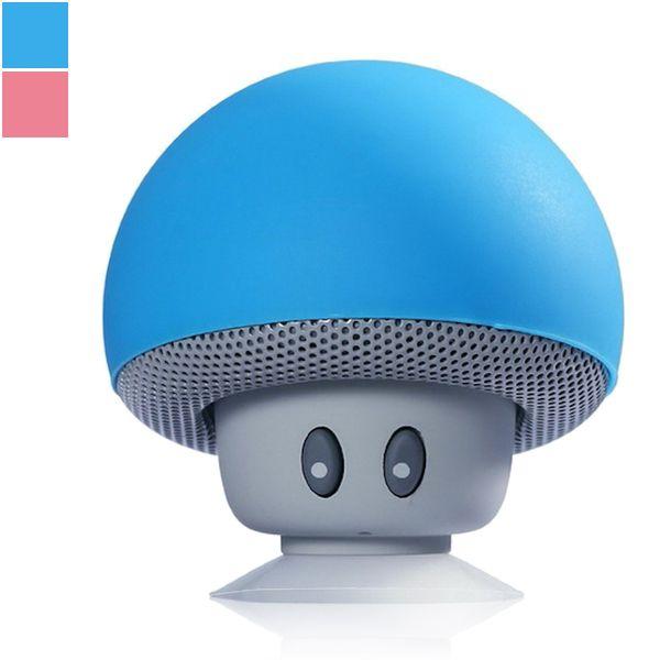 SmartSky MUSHROOM Mini altavoz Bluetooth con ventosa Imagen