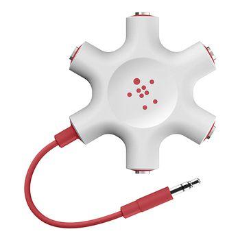 Distribuidor de audio de auriculares