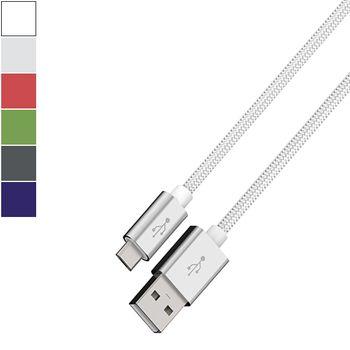 Cable conector de USB-A a USB Micro B de Hama