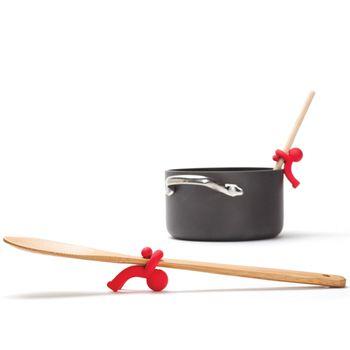 Soporte de cucharas