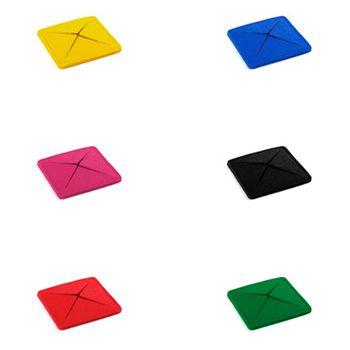 Posavasos de Tanzak - set de 6 piezas