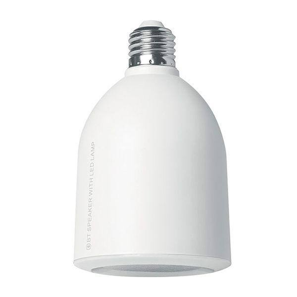 Jingle altavoz Bluetooth con bombilla LED Imagen