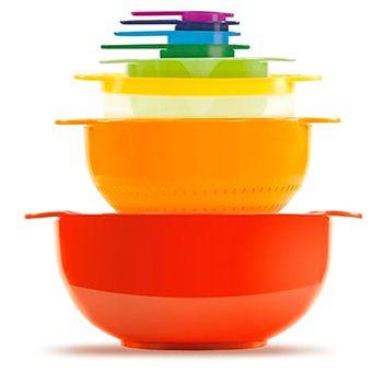 Envases plásticos de Cook Rainbowl - set de 8 piezas