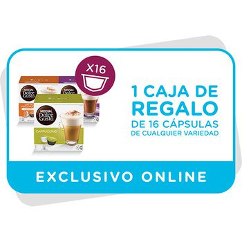 Vale para recibir una caja gratis en tu próxima compra online