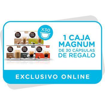 Vale para una caja Magnum gratis en tu próxima compra online