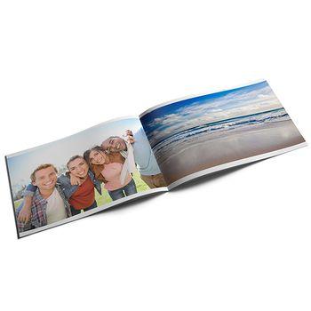 Álbum de fotos horizontal de Lovephotobooks - tamaño A6
