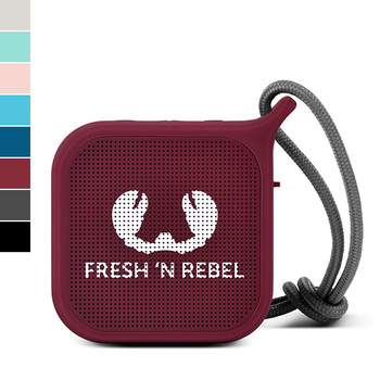 Altavoz Bluetooth inalámbrico Rockbox PEBBLE de Fresh 'n Rebel