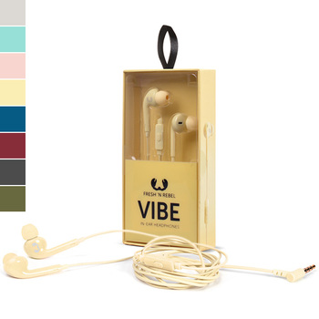 Auriculares de introducción en la oreja VIBE de Fresh 'n Rebel