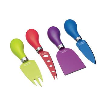 Set de 4 piezas para servir queso de Colourworks