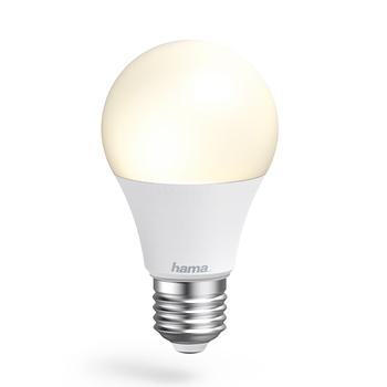 Lámpara Wi-Fi LED de Hama − E27, 10W, blanca