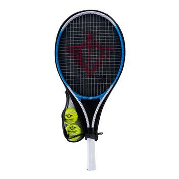 Raqueta de tenis con pelotas de Angel Sports