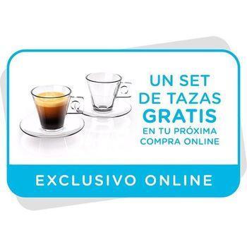 Vale para dos tazas espresso gratis en tu próxima compra online